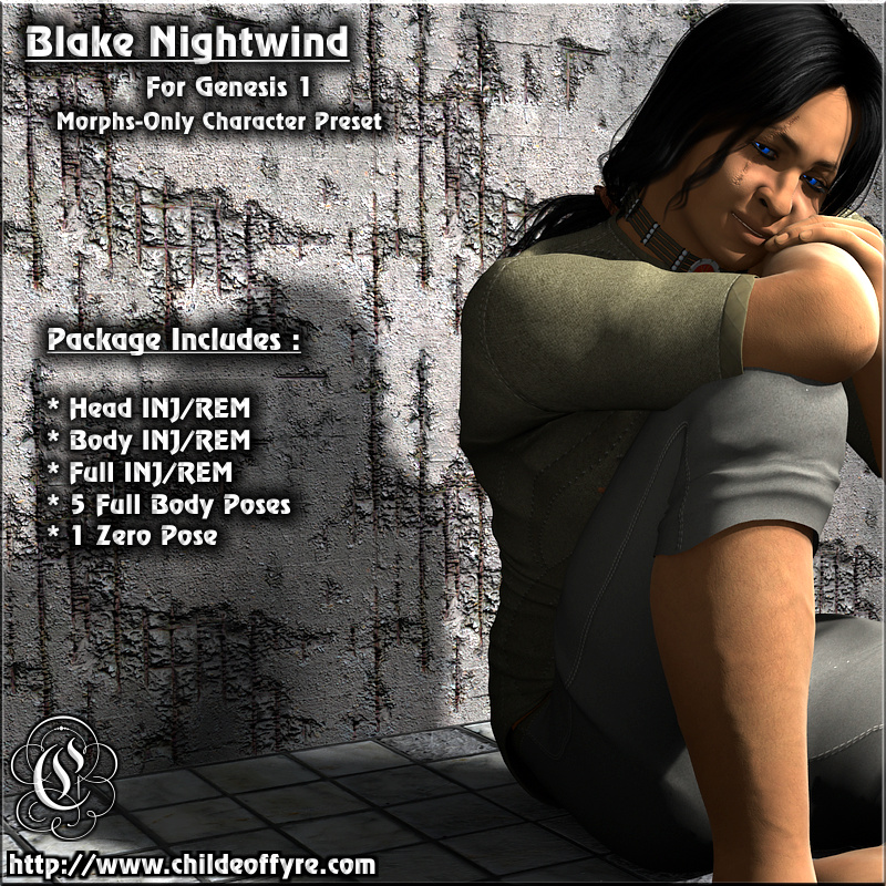 Blake Nightwind for Genesis