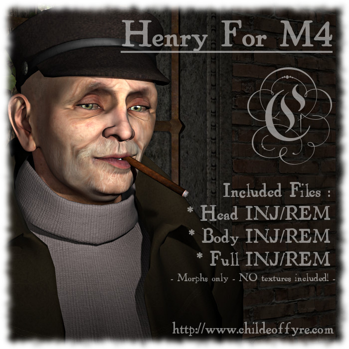 COF DS Henry for M4