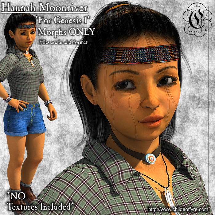 Hannah Moonriver for Genesis