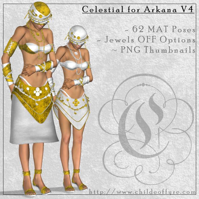 Celestial for Arkana