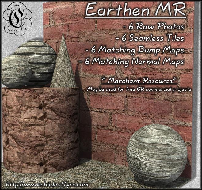 COF Earthen : A Merchant Resource