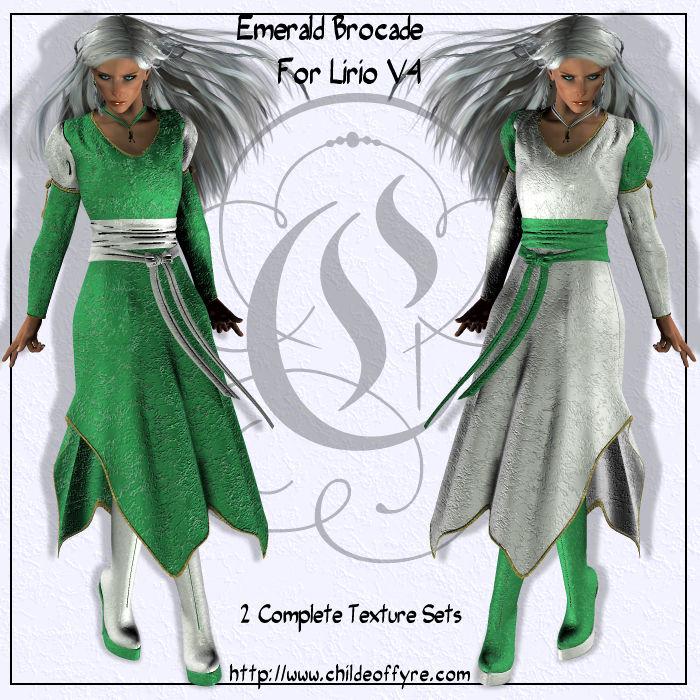 Emerald Lirio for Lirio V4