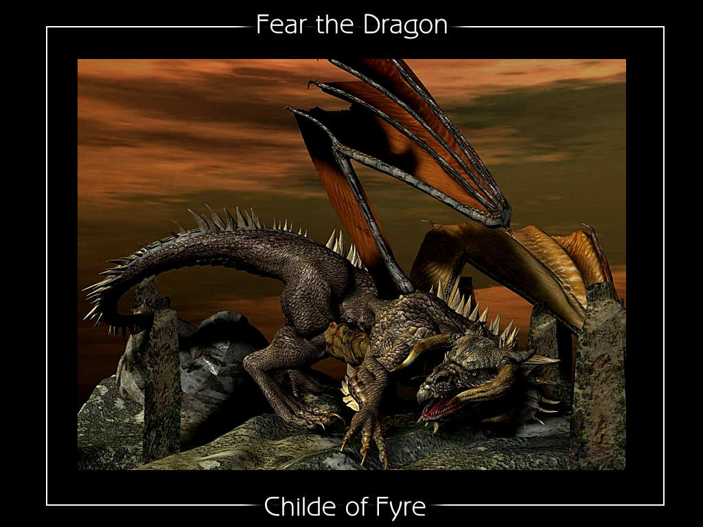 Fear the Dragon