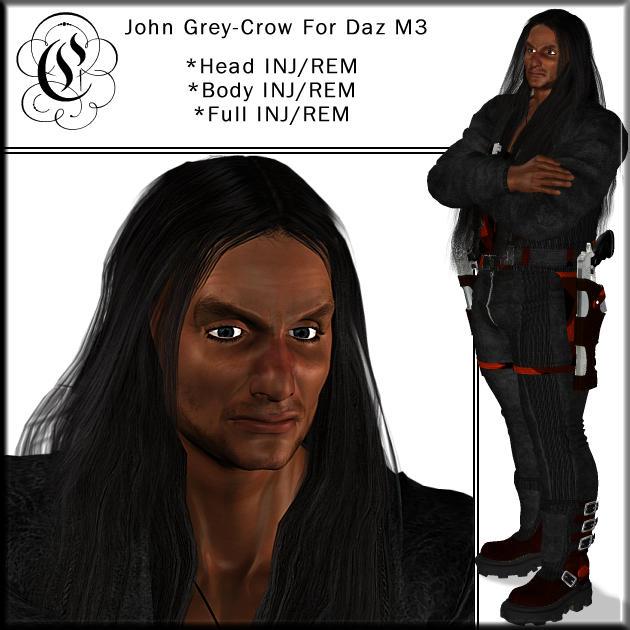 John Grey Crow