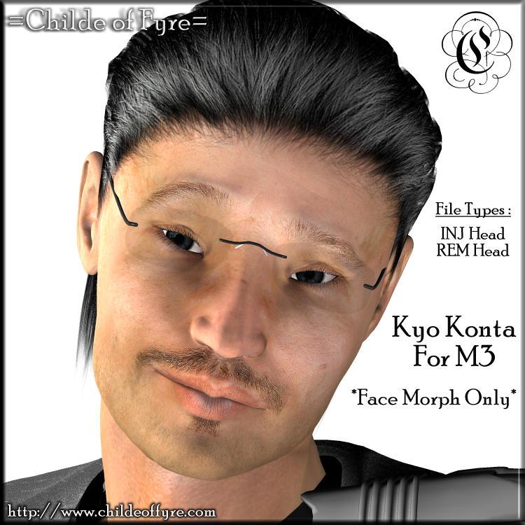 Kyo Konta