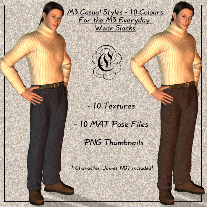 Casual Styles for M3 Everyday Wear