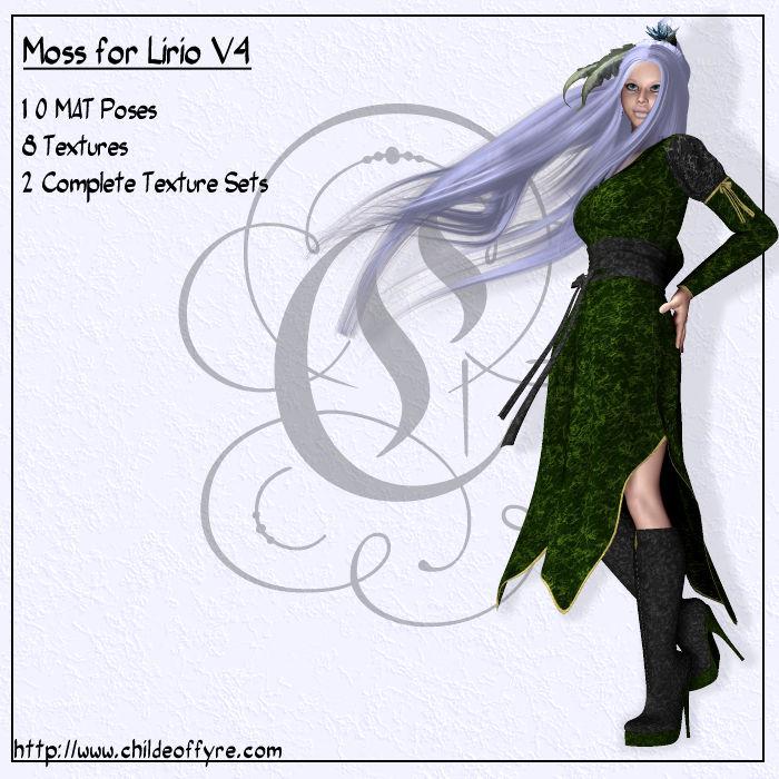 Moss Lirio for Lirio V4