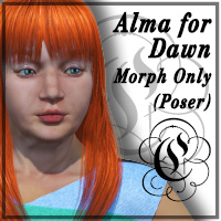 Alma for Dawn Poser Version