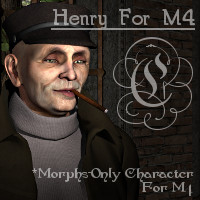 COF Digital Souls : Henry for M4