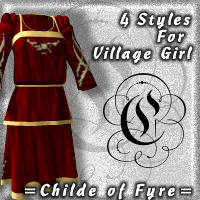 COF Village Freebie