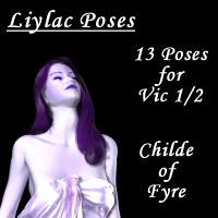 Liylac Poses