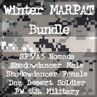 Winter MARPAT Bundle
