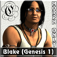 Blake Nightwind for Genesis 1