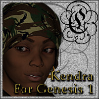 Digital Souls : Kendra for Genesis 1