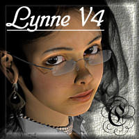 Digital Souls : Lynne for V4