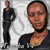 Digital Souls : Tynesha for V4