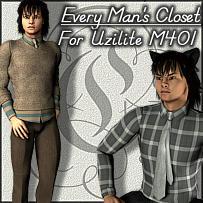 COF Every Man's Closet for Uzilite M401