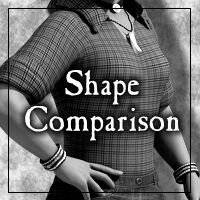 Hannah Moonriver Shape Comparison