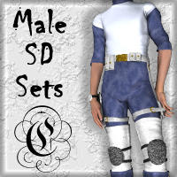 SD Male Sets