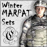 Winter MARPAT Sets