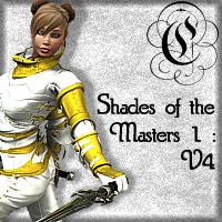 COF Shades of the Masters 1 - V4