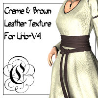 Brown Leather For Lirio V4