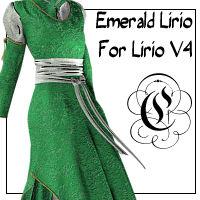 Emerald For Lirio V4