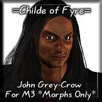 John Grey-Crow