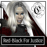 Red Black for AerySoul Justice