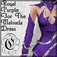 Royal Purple For Malvada V4