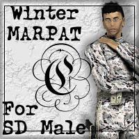 Winter MARPAT For Shadowdancer Male