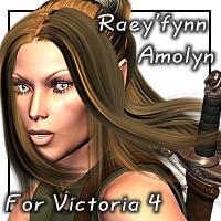 Rae'fynn Amolyn