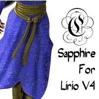 Sapphire For Lirio V4