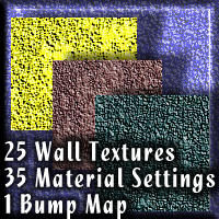 COF Wall Texture Pack 1